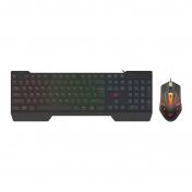 Ігровий набір HAVIT HV-KB511CM Клавіатура + миша