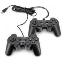 Ігровий дротовий геймпад HAVIT HV-G61 USB, double
