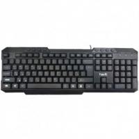 Дротова клавіатура HAVIT HV-KB613, USB