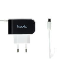 USB зарядний пристрій HAVIT HV-UC215 з Micro-USB