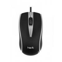 Дротова миша HAVIT MS871 USB (1200 dpi, 1,35 м)