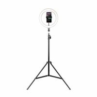 Набір 2 в 1 Трипод для смартфонів + світлодіодне кільце HAVIT HV-ST7012I