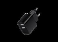Зарядное устройство HAVIT HV-H131P 2USB black