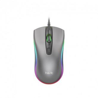 Дротова миша HAVIT HV-MS72 USB