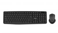 Бездротова клавіатура+миша HAVIT HV-KB278GCM USB