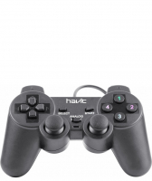 Ігровий дротовий геймпад HAVIT HV-G69 USB