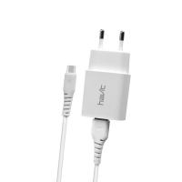 USB зарядний пристрій HAVIT HV-ST902 з Type-C кабелем